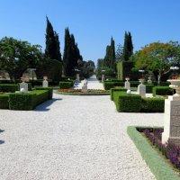 Бахайские сады в гор. Акко. :: Валерьян