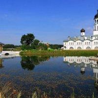 Иоанно-Богословский Крыпецкий монастырь :: Николай Кондаков