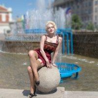Девочка на шаре ) :: Николай Мелонов