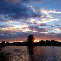 Близок закат.. :: Антонина Гугаева