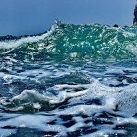 волна прибоя :: Ingwar