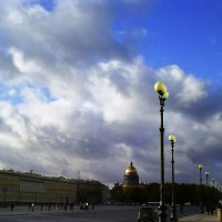 Дворцовая площадь :: Светлана Беляева