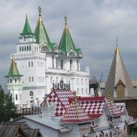 Сказочный замок :: Дмитрий Никитин