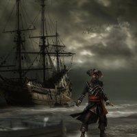 Пират № 3 :: Андрей Веселов ( Богомолов)