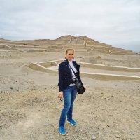 Перу. Пирамиды КАУАЧИ :: Svetlana Galvez