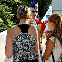 Севастополь. Флаги. Сегодня День молодёжи России! :: Кай-8 (Ярослав) Забелин
