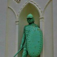Скульптура Древнерусский витязь... :: Sergey Gordoff