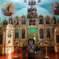 Иконостас Свято - Троицкой церкви :: Милешкин Владимир Алексеевич