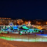 Ледяная сказка :: Владимир Гришин