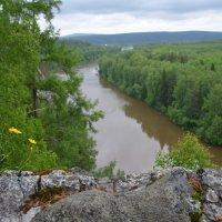 Река Чусовая :: Михаил Новожилов