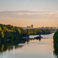 Городской пейзаж :: Alexander Petrukhin