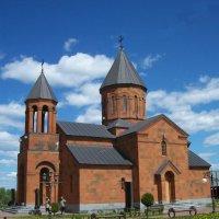 Армянская церковь в Ниж.Новгороде :: Николай O.D.