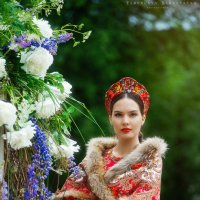 Елена-прекрасная :: Ярослава Бакуняева