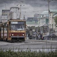 Шёл трамвай :: Андрей Неуймин