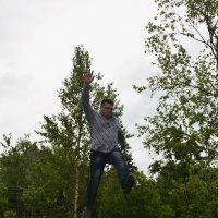 Прыжок в пустоту... :: Дмитрий Петренко