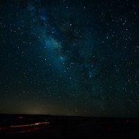 ночная пустыня. :: Maria Miller