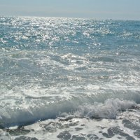 море в серебре :: Маруся