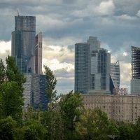 Сити :: Андрей Бондаренко