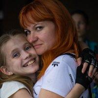 Мама и дочь :: Анастасия Иноземцева