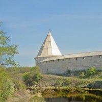 Стрелочная башня ладожской крепости :: bajguz igor