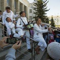 2017. Северодвинск. Международный фестиваль уличных театров (4) :: Владимир Шибинский