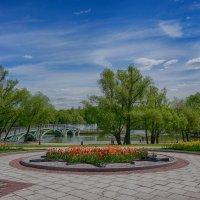 Весна в Царицыно :: Ольга