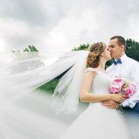 Свадебное с фатой :: Mila Makienko