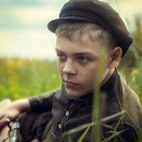 Юный партизан :: Виктор Седов