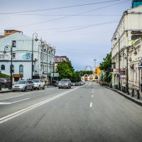 ул Семёновская, Владивосток :: Эдуард Куклин