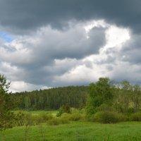 Небо перед грозой :: Михаил Новожилов