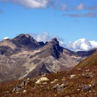 Небо и горы ... :: Андрей Любимов