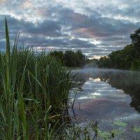 Рассвет в облаках :: Сергей Корнев