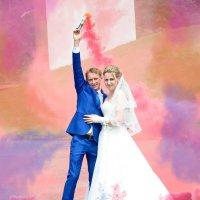 Свадьба Светланы и Артема :: Алёна Мацюк