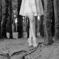 Ах какие ножки... :: Надежда Смирнова
