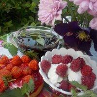 Летний завтрак :: Ольга