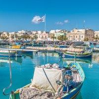 У мальтийских рыбаков :: Konstantin Rohn