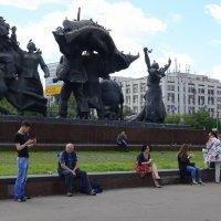 Памяти революции 1905 года :: Марина Лучанская