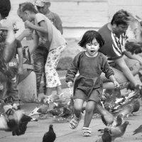 Детство... :: Елена Иванова