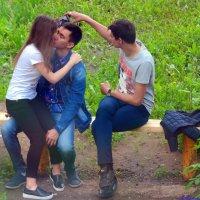 Друг всегда уступить готов, если он настоящий друг..:) :: Андрей Заломленков