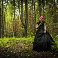 Ведьма в лесу :: Татьяна Шторм