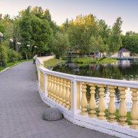 Вечер в парке :: Владимир Филимонов