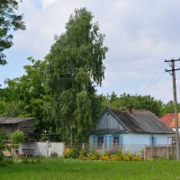 Тихая улочка :: Петр Заровнев