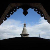 Вид на башню с башни :: Дмитрий Никитин
