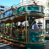 Старинный трамвай :: Николай Танаев