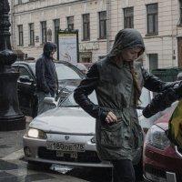 Дождливый день :: Александр Русинов