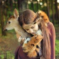 Когда сказка живет в сердце. :: Анна Ершова
