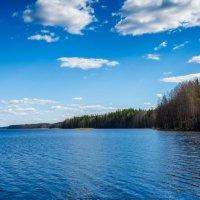 Карелия - озерный край. :: Владимир Лазарев