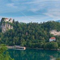 Озеро Блед в Словении :: Olga Ger