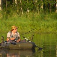 Вечерняя рыбалка :: Анатолий Иргл