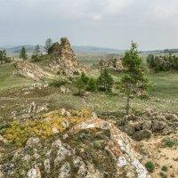 Тажеранская степь. Долина каменных духов. :: Алексей Поляков